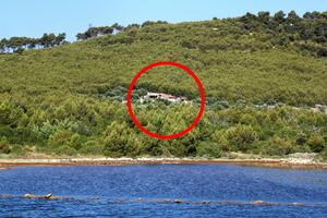 Secluded holiday house Bahía Jaz - Telašćica, Dugi otok - 8141