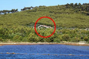 Jaz - Telašćica, Dugi otok, Objekt 8141 - Počitniška hiša na Hrvaškem.
