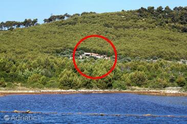 Jaz - Telašćica, Dugi otok, Szálláshely 8141 - Nyaralóház Horvátországban.