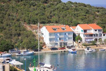 Zaglav, Dugi otok, Imobil 8144 - Apartamente și camere în apropierea mării.