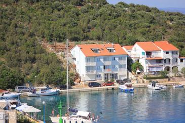 Zaglav, Dugi otok, Objekt 8144 - Apartmani i sobe blizu mora.