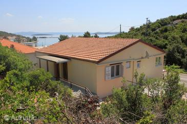 Zaglav, Dugi otok, Property 8145 - Apartments by the sea.