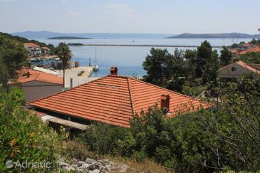 Zaglav, Dugi otok, Property 8146 - Apartments by the sea.