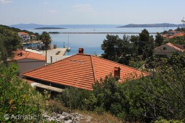 Zaglav, Dugi otok, Property 8146 - Apartments by the sea.