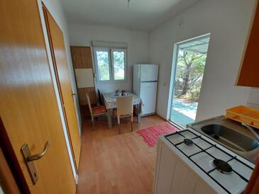 Krknata, Ebédlő szállásegység típusa house, háziállat engedélyezve.