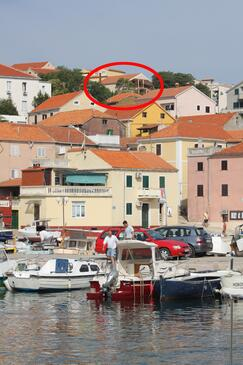 Sali, Dugi otok, Objekt 8154 - Apartmaji na Hrvaškem.