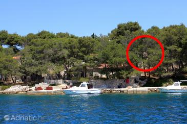 Lavdara, Dugi otok, Property 8155 - Vacation Rentals by the sea.