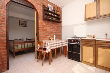 Lavdara, Jedáleň v ubytovacej jednotke house, domáci miláčikovia povolení.