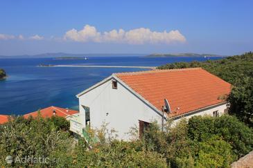 Zaglav, Dugi otok, Objekt 8162 - Ubytování v blízkosti moře.