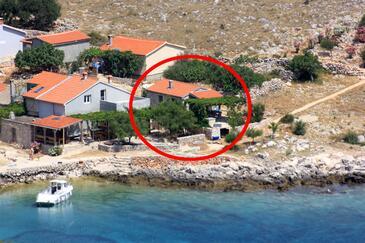 Statival, Kornati, Property 8164 - Vacation Rentals near sea with sandy beach.