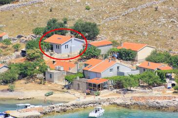 Statival, Kornati, Property 8165 - Vacation Rentals near sea with sandy beach.