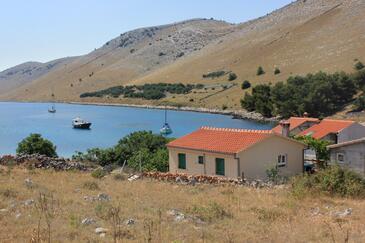 Statival, Kornati, Objekt 8166 - Ubytování v blízkosti moře s písčitou pláží.