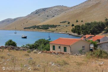 Uvala Statival, Kornati, Property 8166 - Vacation Rentals near sea with sandy beach.