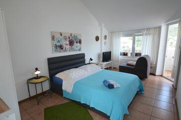 Zaglav, Bedroom in the room, (pet friendly) and WiFi.
