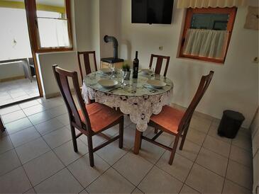 Jaz - Telašćica, Sufragerie în unitate de cazare tip house, animale de companie sunt acceptate.