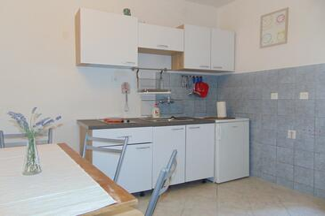 Preko, Кухня в размещении типа apartment, Домашние животные допускаются.