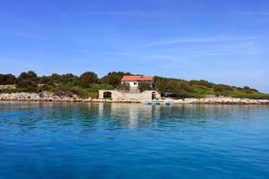 Secluded fisherman's cottage Krknata (Dugi otok) - 8187