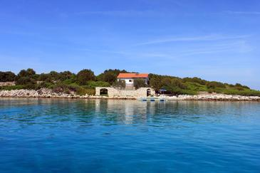 Krknata, Dugi otok, Objekt 8187 - Ubytování v blízkosti moře.