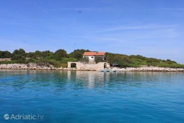 Krknata, Dugi otok, Property 8187 - Vacation Rentals by the sea.