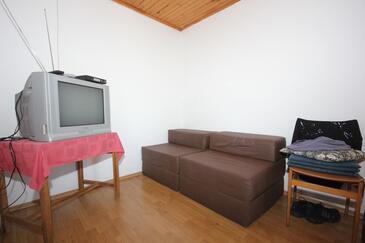 Zaglav, Dnevna soba v nastanitvi vrste apartment, Hišni ljubljenčki dovoljeni.