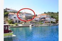 Apartments by the sea Zaglav (Dugi otok) - 8191