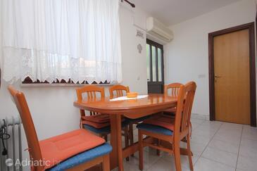 Zaglav, Dining room in the apartment, dostupna klima.