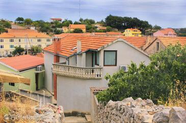 Sali, Dugi otok, Property 8193 - Apartments near sea with pebble beach.