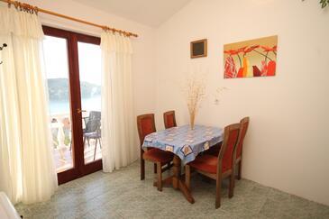 Kali, Jídelna v ubytování typu apartment, domácí mazlíčci povoleni a WiFi.