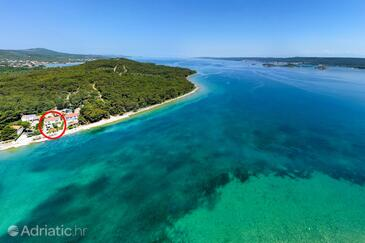 Pašman, Pašman, Property 8219 - Apartments by the sea.