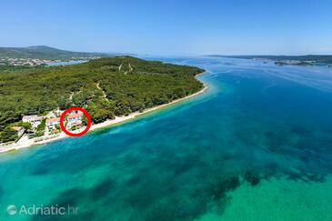 Pašman, Pašman, Property 8220 - Apartments by the sea.