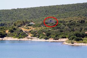 Secluded fisherman's cottage Cove Soline bay - Soline (Pašman) - 8222