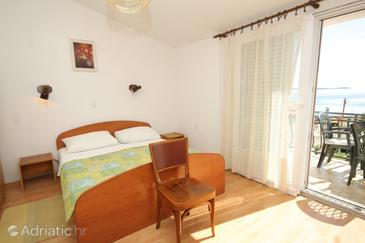 Pašman, Bedroom in the room, dostupna klima, dopusteni kucni ljubimci i WIFI.