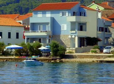 Preko, Ugljan, Property 8226 - Apartments by the sea.