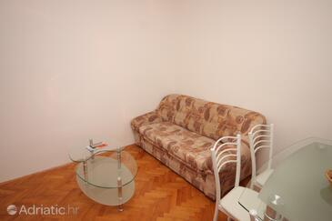 Preko, Гостиная в размещении типа apartment, WiFi.
