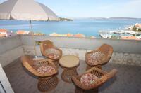 Apartments by the sea Kali (Ugljan) - 8235