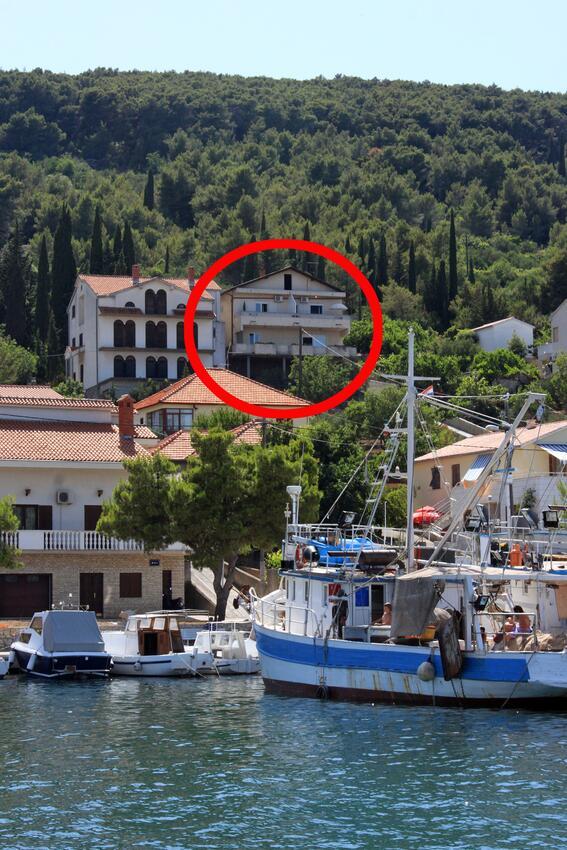 Ferienwohnung im Ort Kali (Ugljan), Kapazität 4+0 (1012476), Kali, Insel Ugljan, Dalmatien, Kroatien, Bild 14