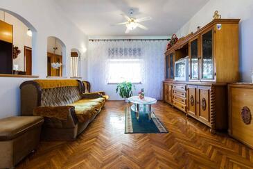 Kukljica, Гостиная в размещении типа apartment, WiFi.