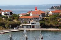 Apartments by the sea Kali (Ugljan) - 8246