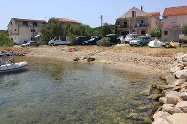 Kraj, Pašman, Objekt 8247 - Ubytování v blízkosti moře s písčitou pláží.