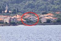 Апартаменты у моря Poljana (Ugljan) - 8249