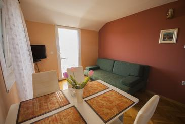 Kukljica, Гостиная в размещении типа apartment, Домашние животные допускаются и WiFi.
