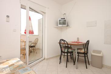 Preko, Столовая в размещении типа apartment, доступный кондиционер и Домашние животные допускаются.