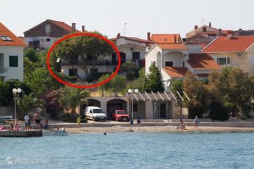 Preko, Ugljan, Property 8268 - Apartments near sea with pebble beach.
