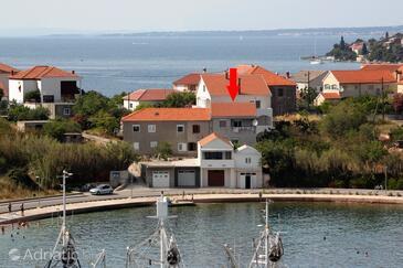 Kali, Ugljan, Property 8271 - Apartments by the sea.