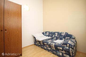 Neviđane, Pokój dzienny w zakwaterowaniu typu apartment, zwierzęta domowe są dozwolone.