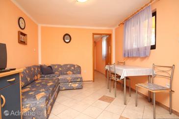 Ugljan, Dining room in the apartment, WIFI.
