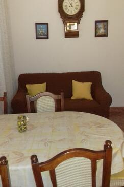 Kukljica, Столовая в размещении типа apartment, WiFi.