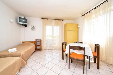Kukljica, Jadalnia w zakwaterowaniu typu apartment, WIFI.