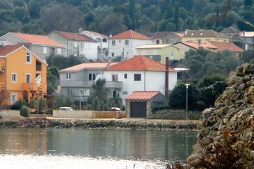 Ždrelac, Pašman, Objekt 8287 - Ubytování v blízkosti moře.