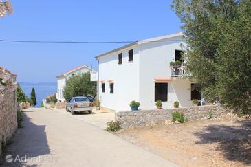Ždrelac, Pašman, Property 8298 - Apartments near sea with rocky beach.